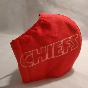 Kansas City Chiefs face masks